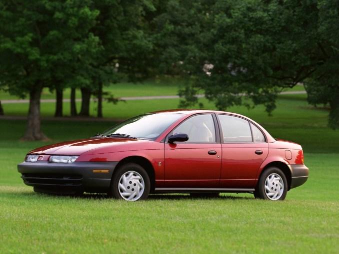 1996 Saturn SL