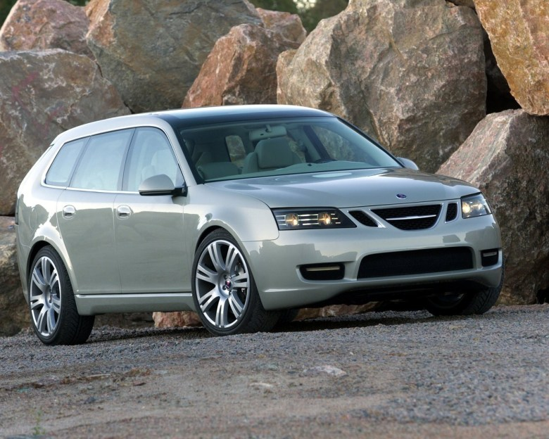 2003 Saab 9-3 Sport Hatch