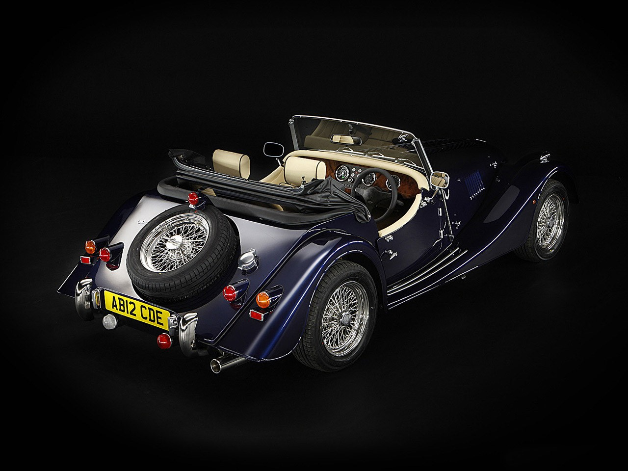 Morgan Roadster (2004)