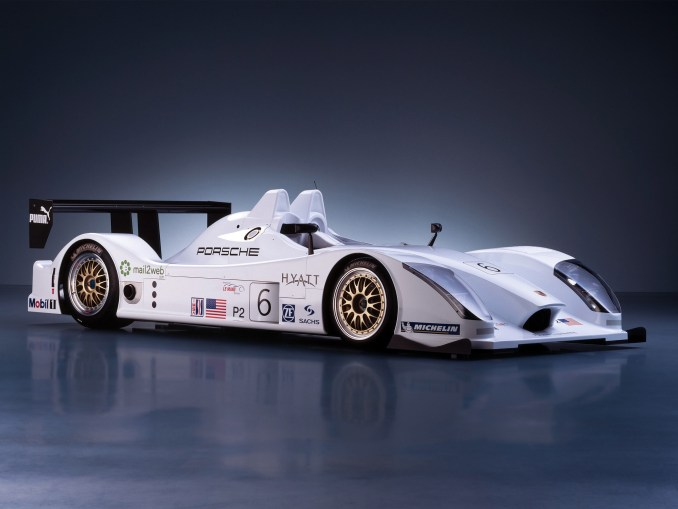 2006 Porsche RS Spyder 9r6