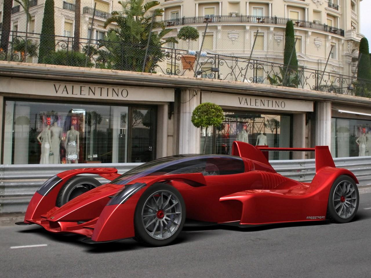 2006 Caparo T1 Design