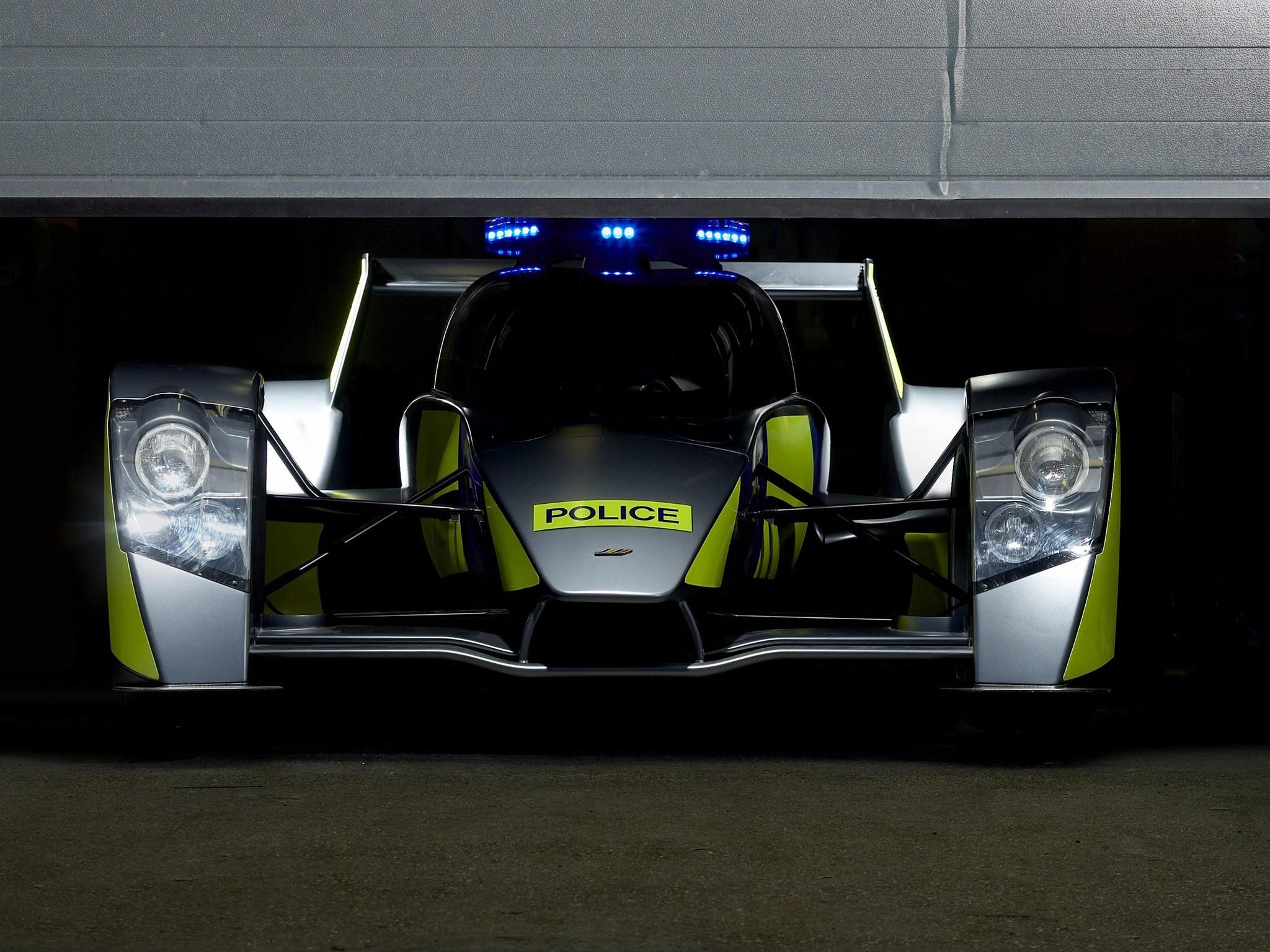 2007 Caparo T1 Police