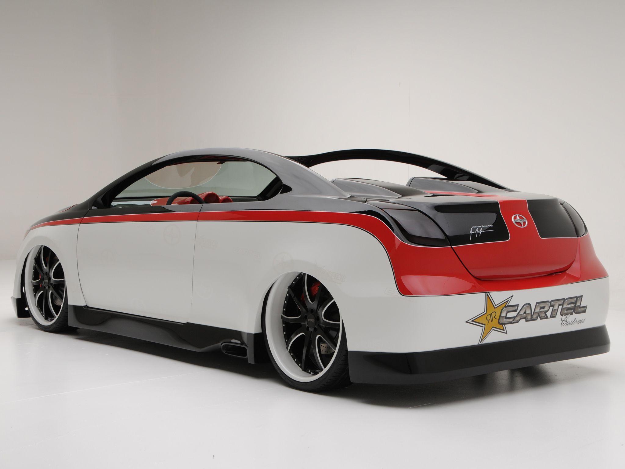 2009 Scion tC par EPIC Cartel