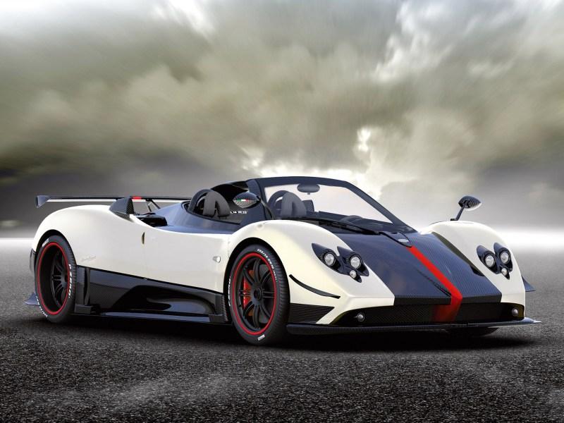 Pagani Zonda Cinque Roadster 2010