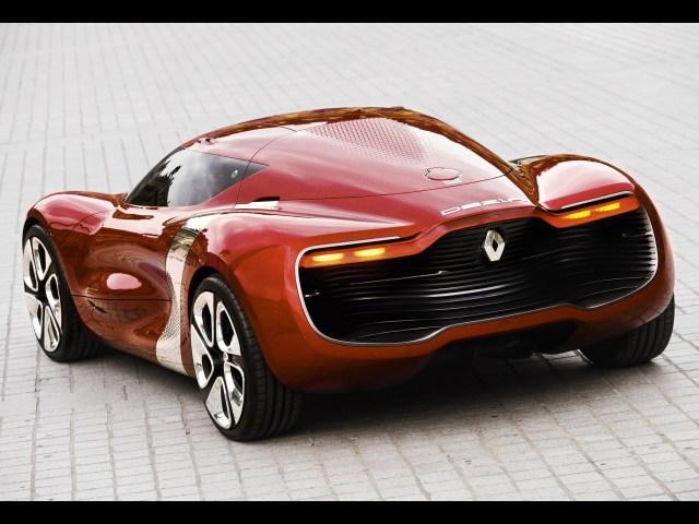 2010 Renault Dezir Concept