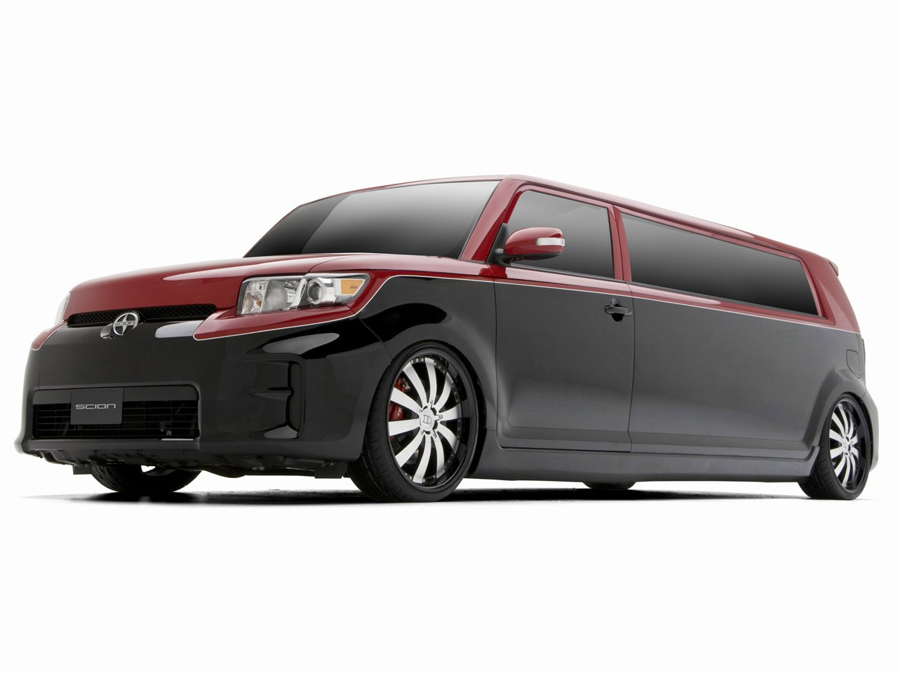 2010 Scion xB Stretched Out by Cartel King