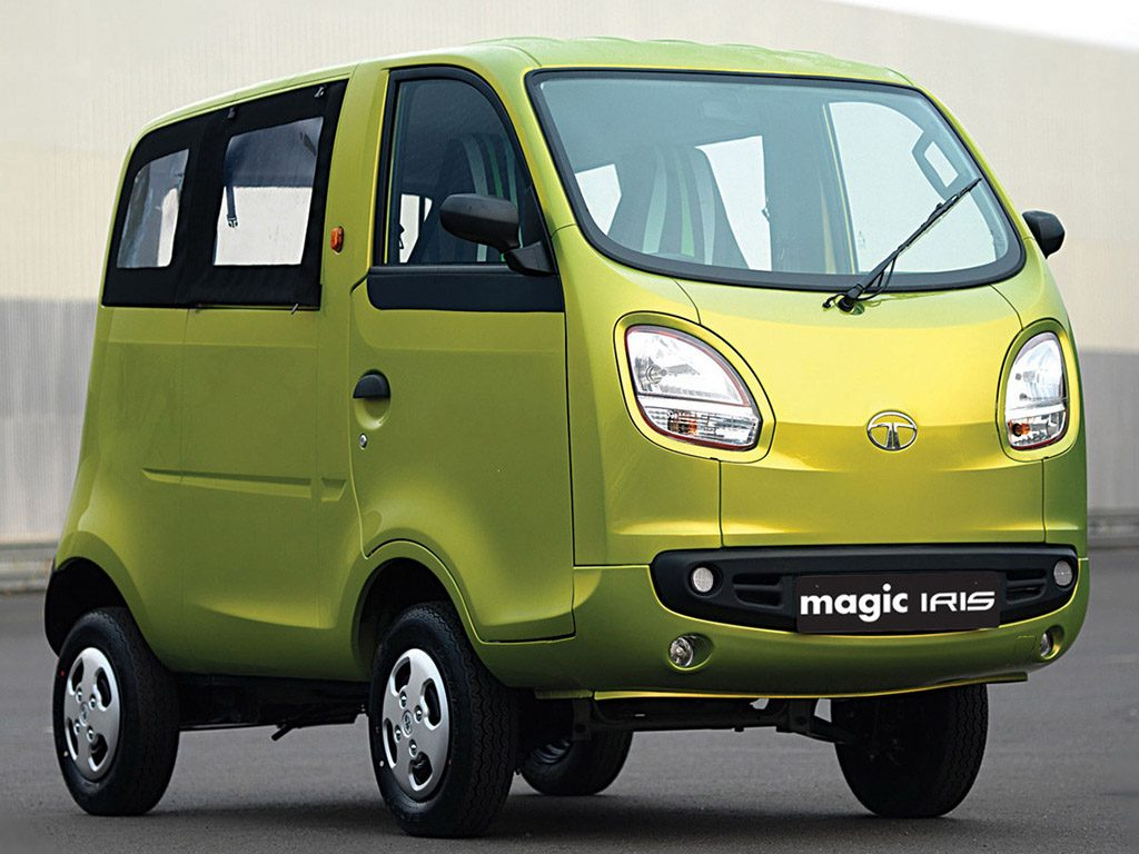 2010 Tata Magic Iris
