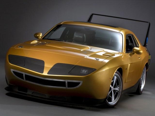 2011 HPP Plymouth Daytona