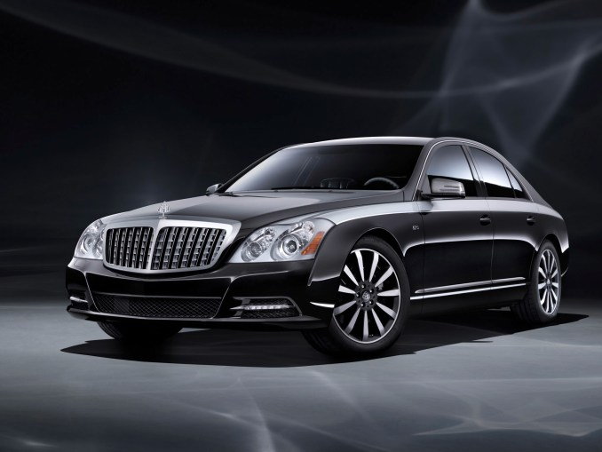 2011 Maybach 57S Edition 125