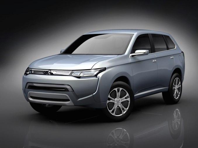2011 Mitsubishi Concept PX Miev II