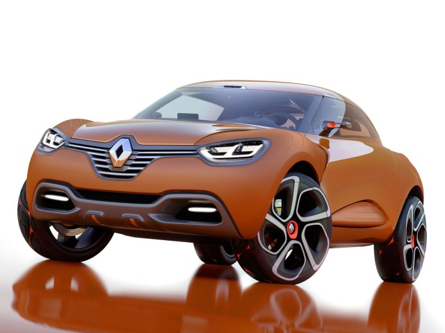 2011 Renault Captur Concept
