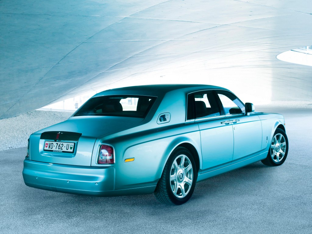 2011 Rolls Royce 102 EX Electric Concept