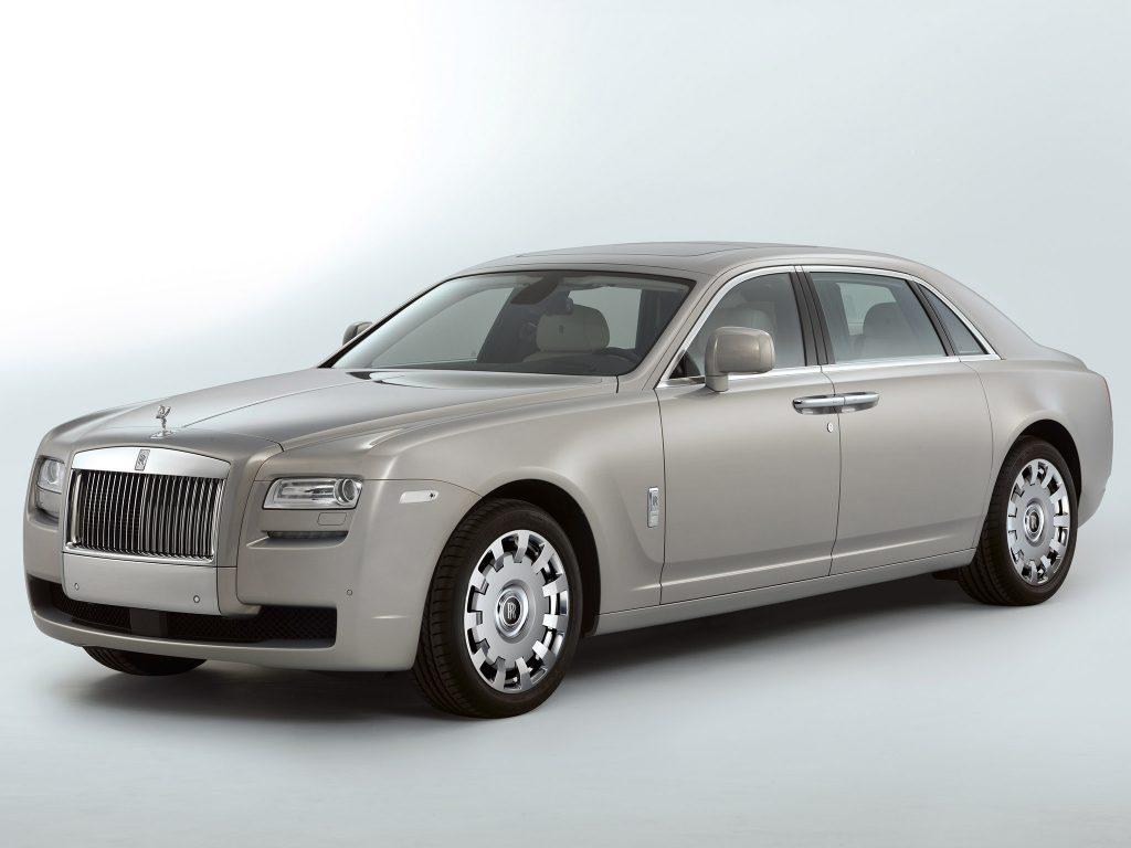2011 Rolls Royce Ghost Extended Wheelbase