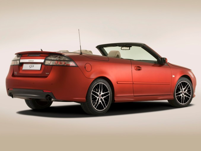 2011 Saab 9-3 Convertible Aero Limited Edition