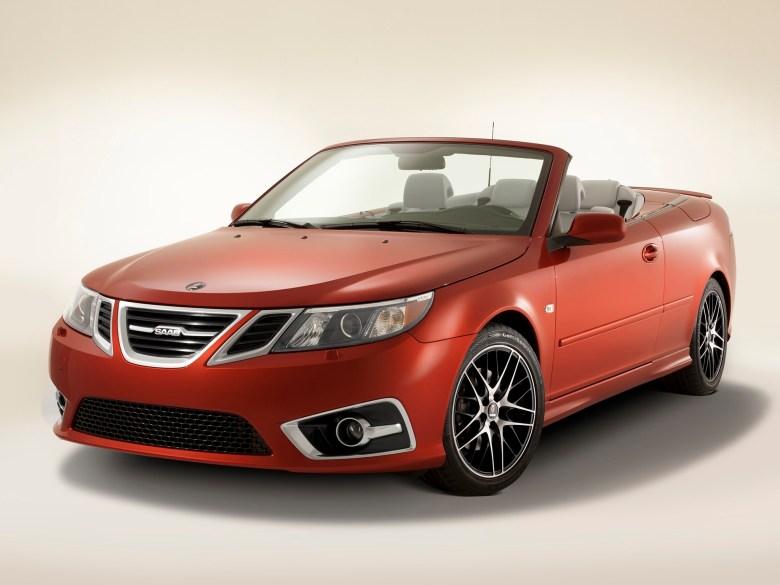 2011 Saab 9-3 Convertible Aero Limited Edition