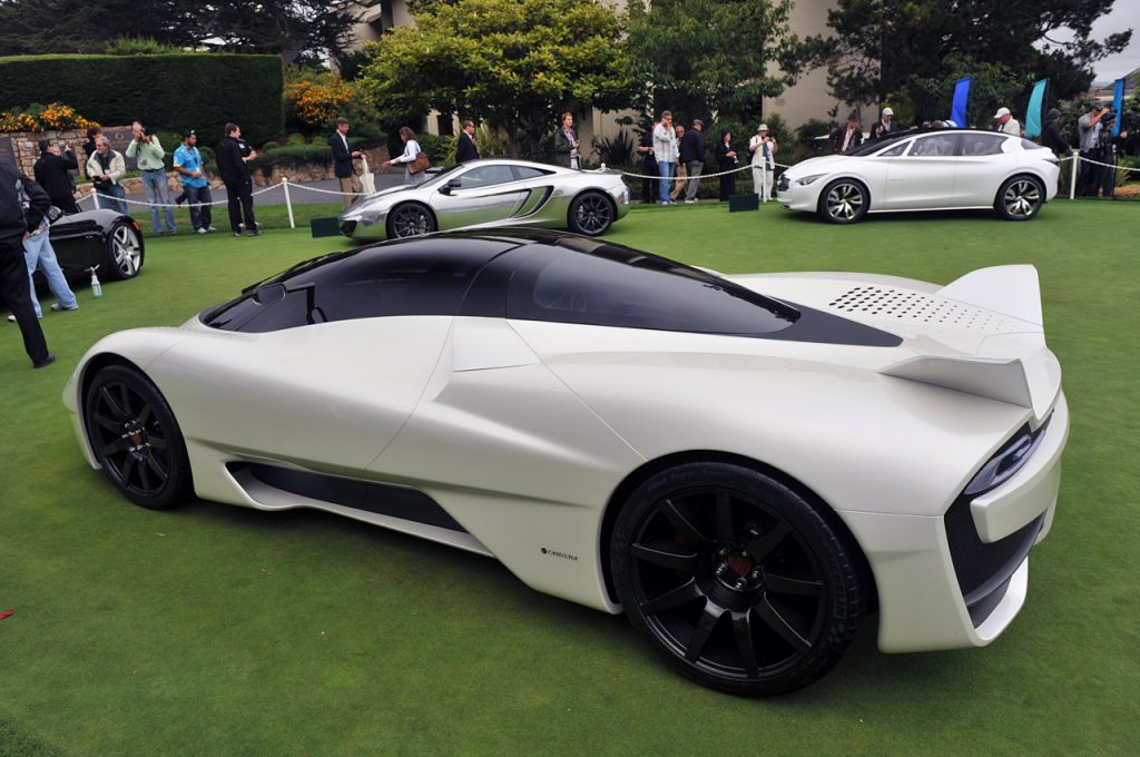 Shelby Super Cars (SSC) Tuatara 2011