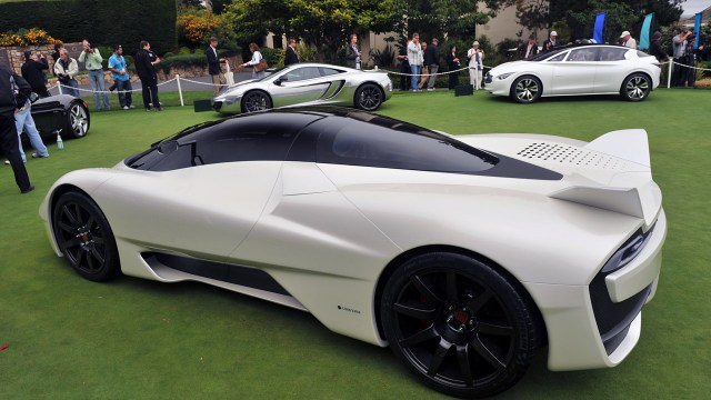 2011 Shelby Super Cars (SSC) Tuatara