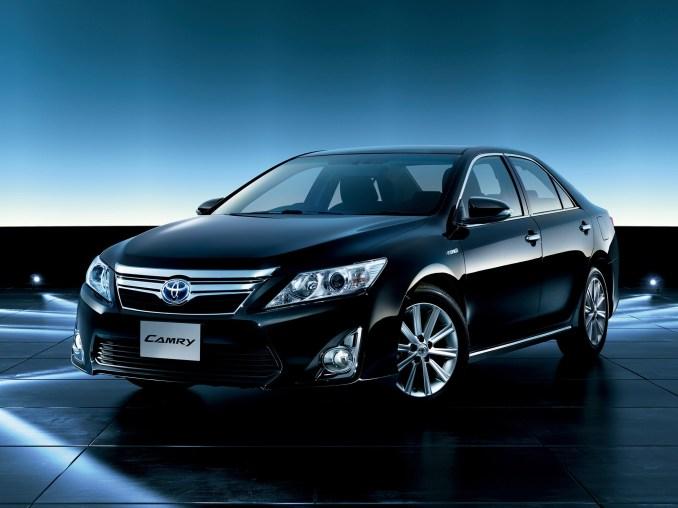 2011 Toyota Camry Hybrid Japon