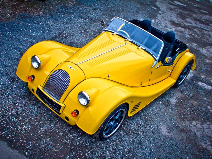 2012 Morgan Plus E Concept