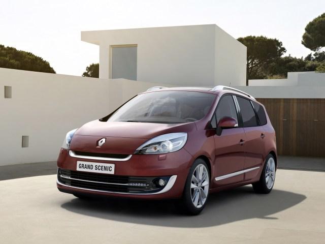 2012 Renault Grand Scenic