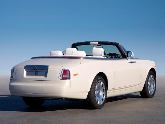 2012 Rolls Royce Phantom Drophead Coupe UK