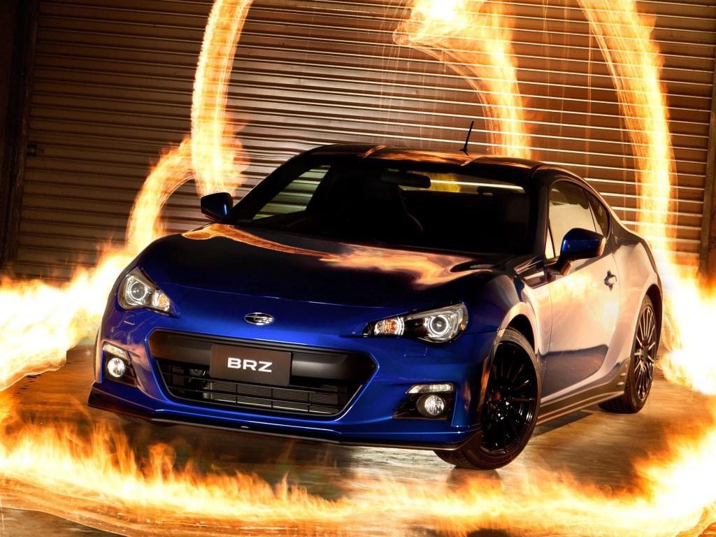 2012 Subaru BRZ Sport Kit Australia