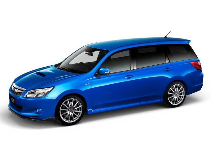 2012 Subaru Exiga TS STI YA5