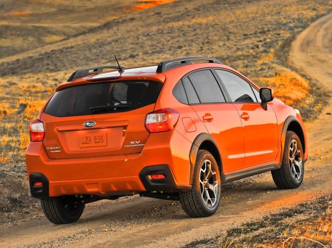 2012 Subaru XV Crosstrek