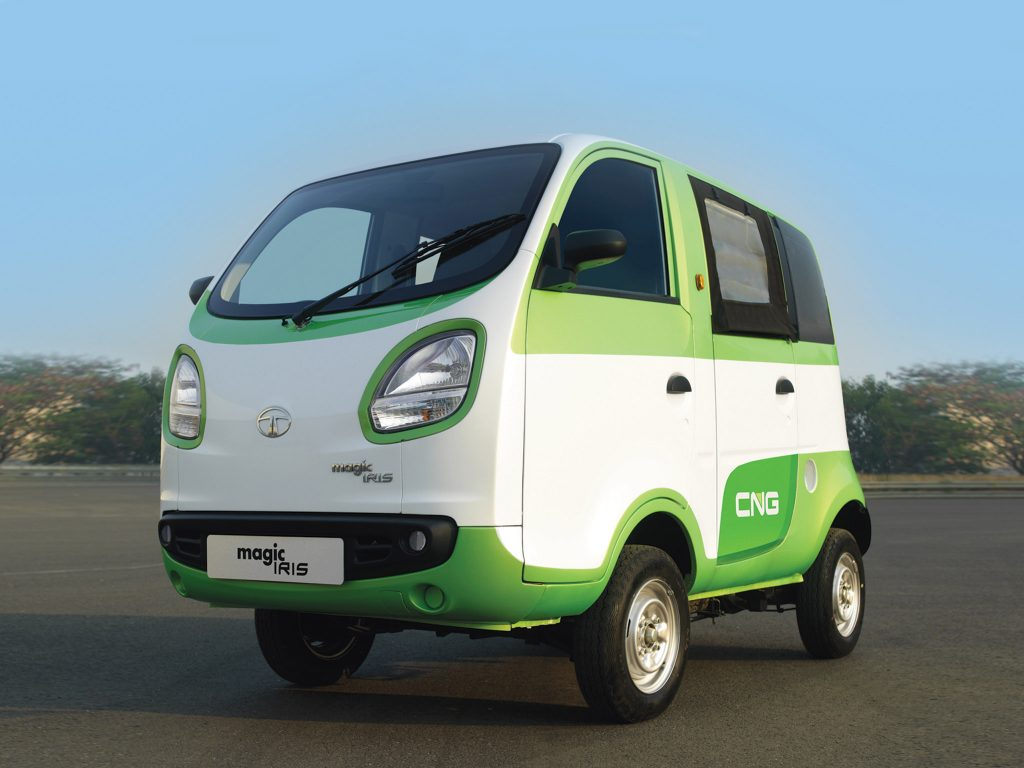 2012 Tata Magic Iris CNG