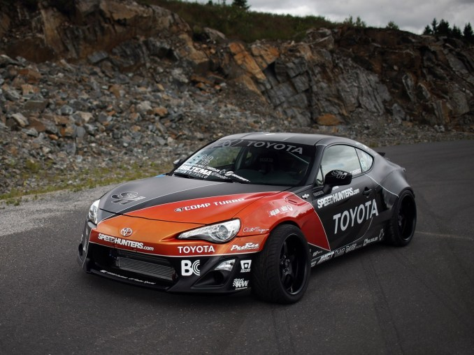 2012 Toyota 86 X Speedhunters Drift Car