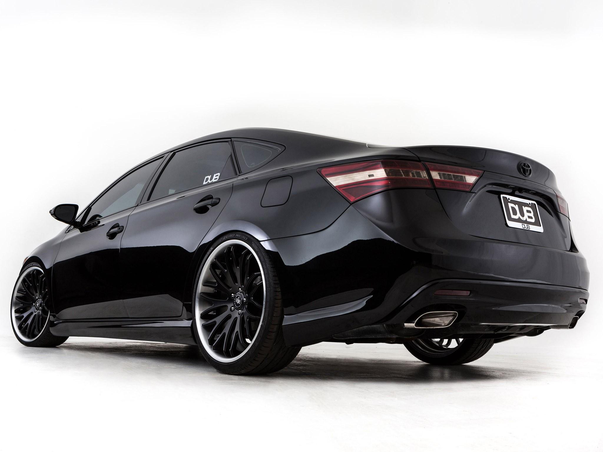 2012 Toyota Avalon Dub Edition