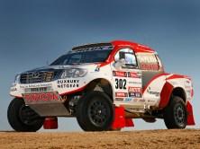 2012 Toyota Hilux Rally Car