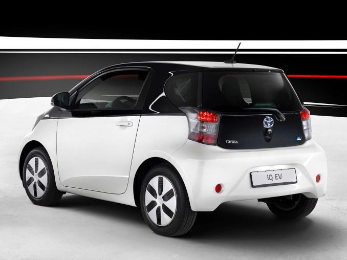 2012 Toyota IQ EV