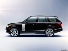 2013 Land Rover Range Rover Vogue UK