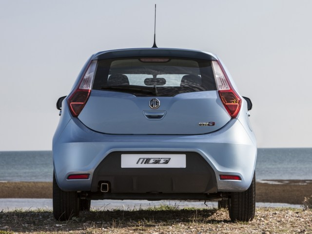 2013 MG MG3 VTI