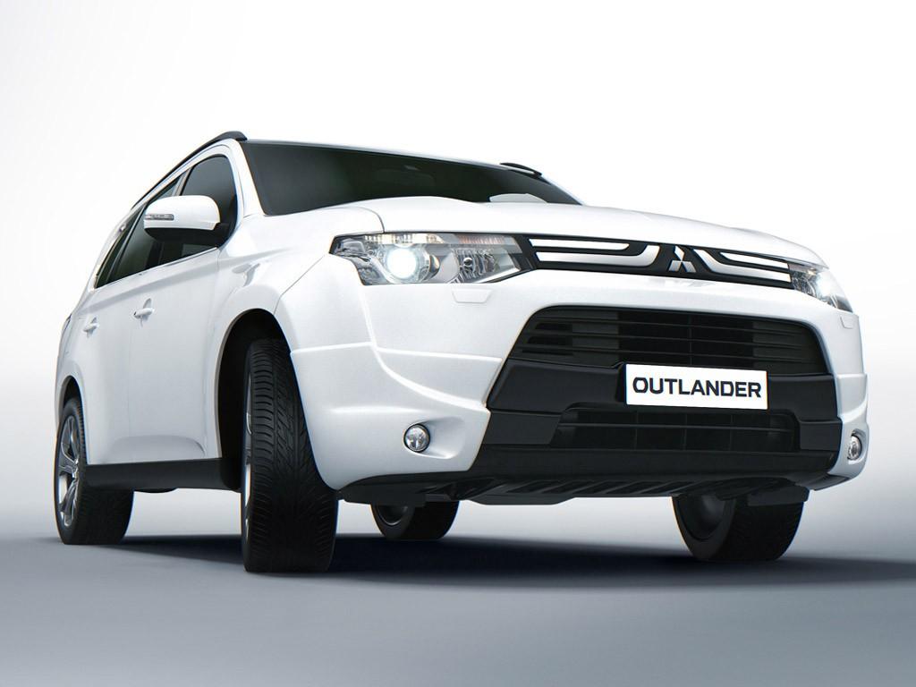 2013 Mitsubishi Outlander Samurai