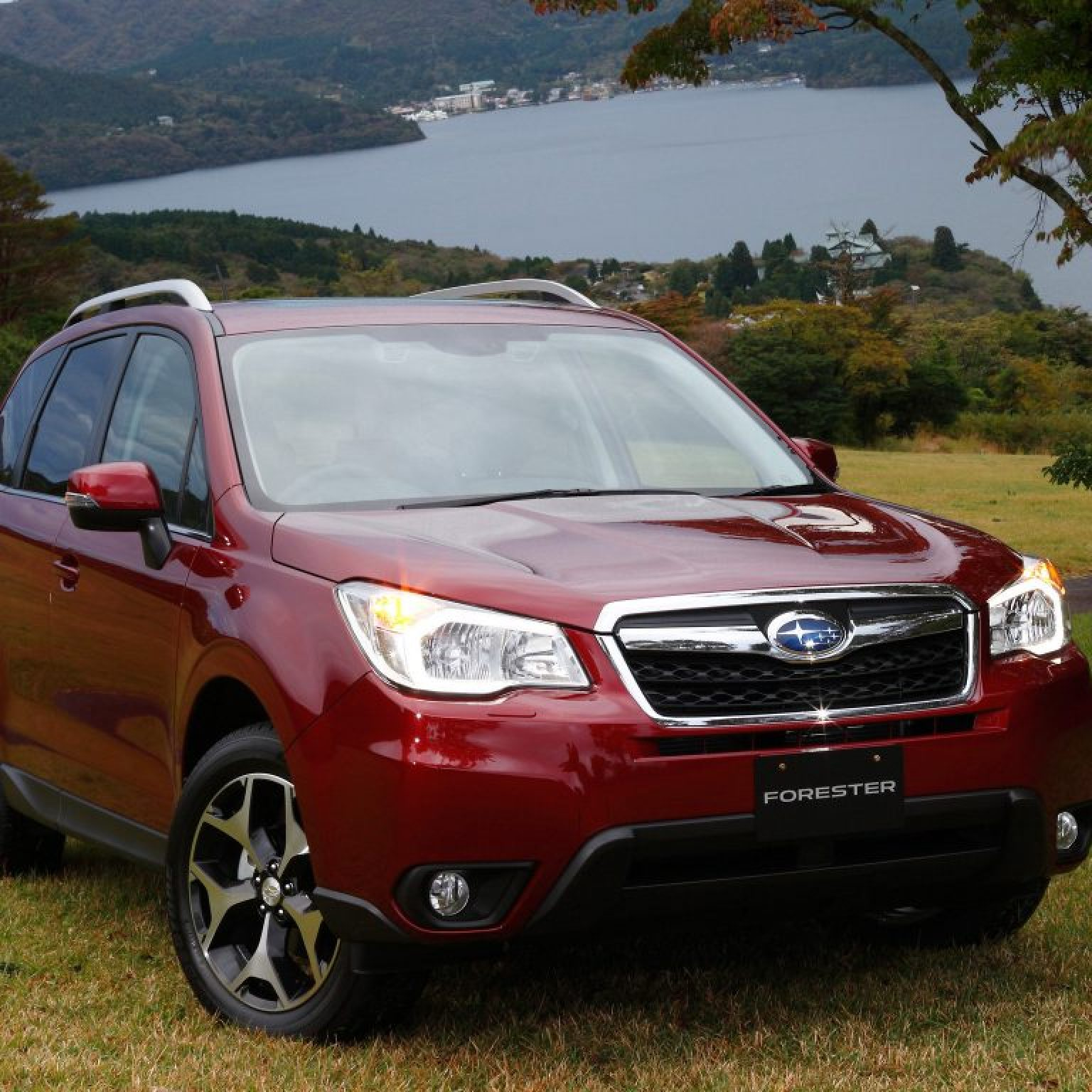 2013 Subaru Forester 2.0i S Japan