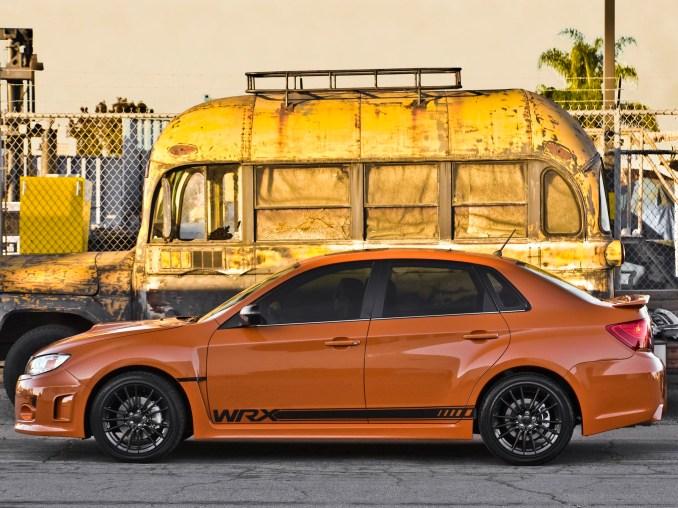 2013 Subaru Impreza WXR