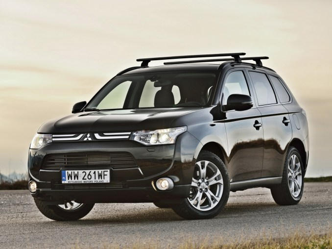 2014 Mitsubishi Outlander Fisher