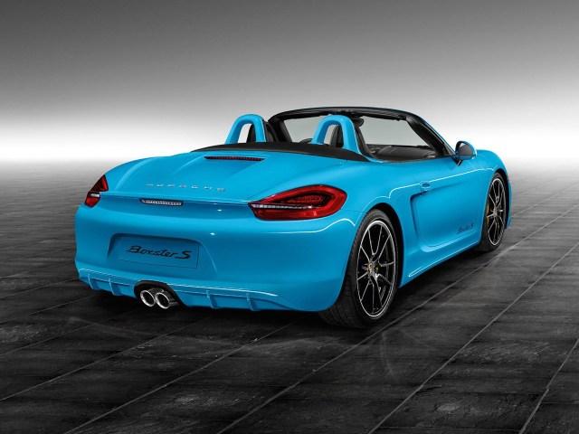 2014 Porsche Boxster S Exclusive Bespoke