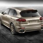 2014 Porsche Cayman S Exclusive Palladium Metallic