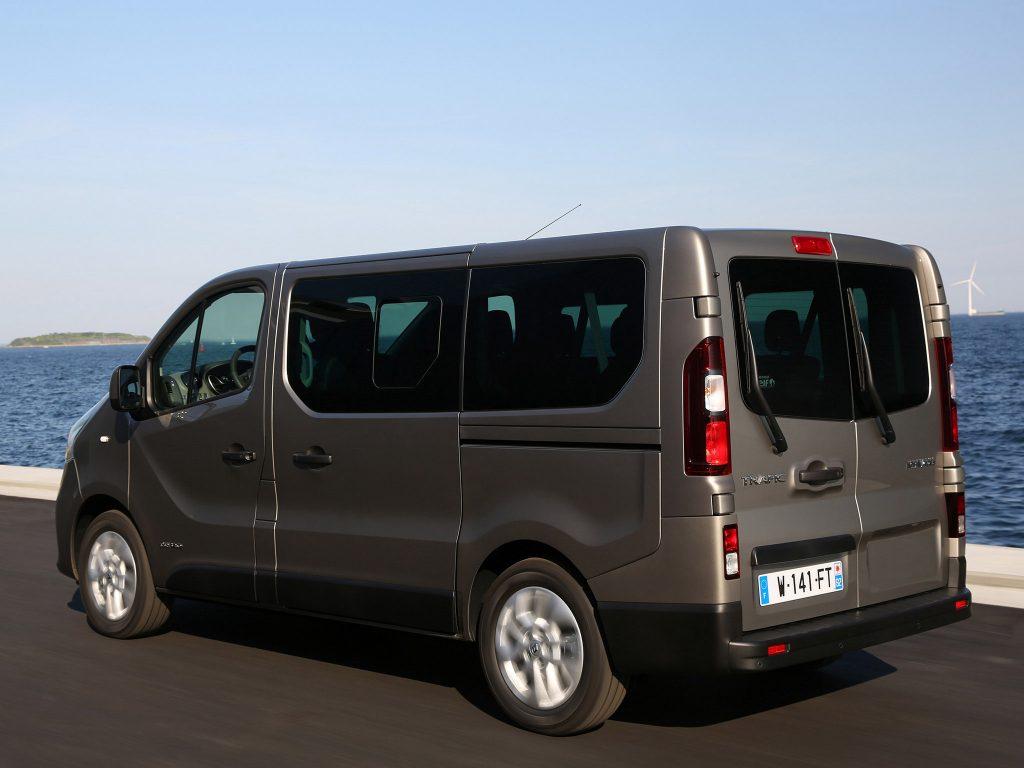 2014 Renault Trafic Minibus