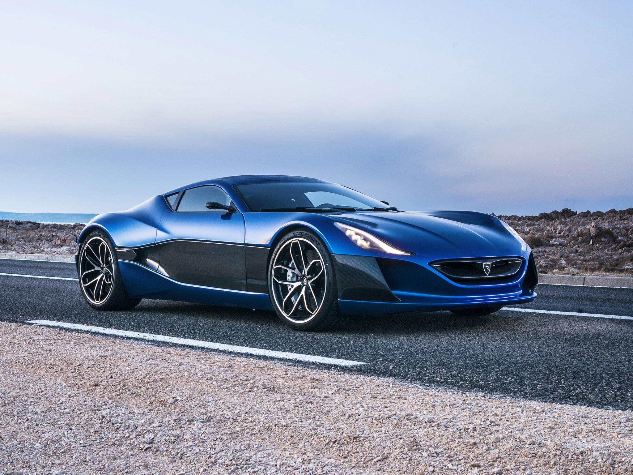 Rimac Concept One 2014 - La super-car électrique