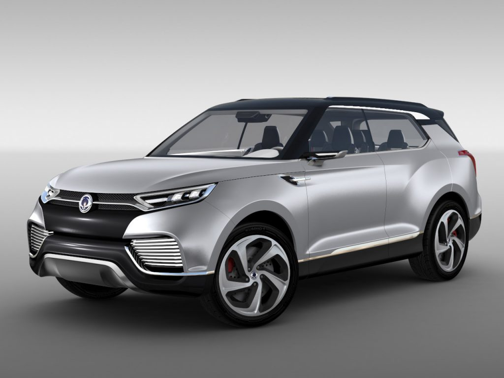 2014 Ssangyong XLV Concept