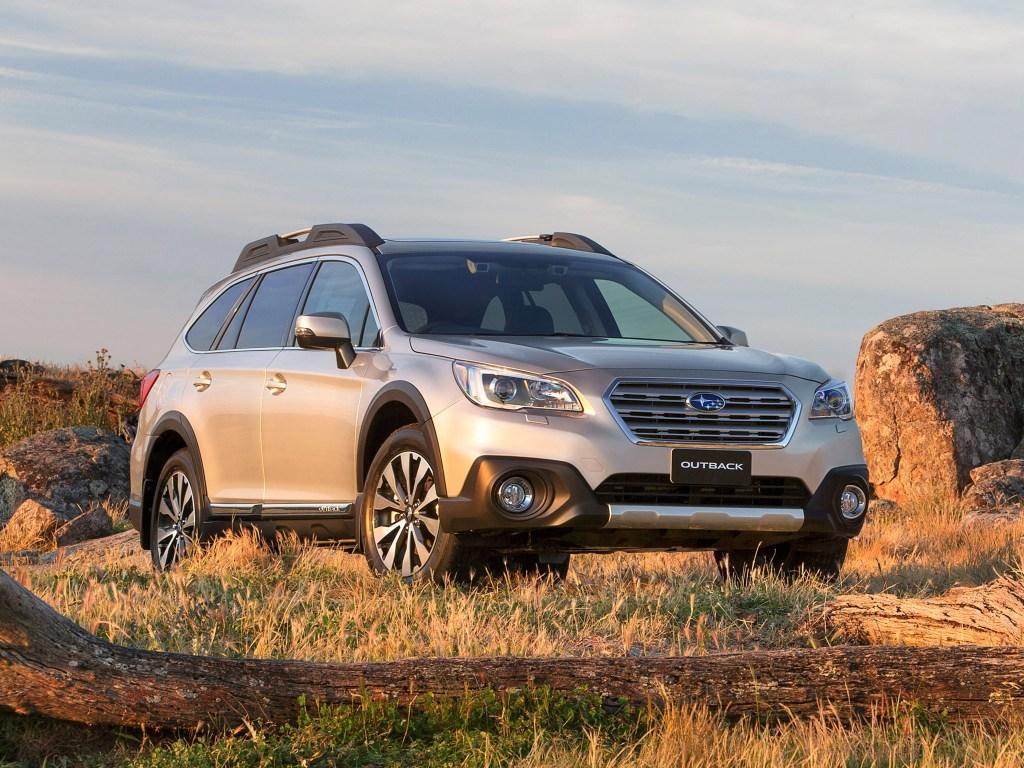 2014 Subaru Outback 3.6R Australia