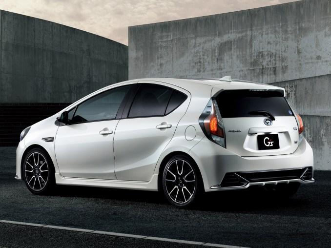 2014 Toyota Aqua G-Sports