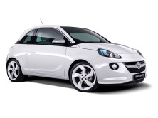 2014 Vauxhall Adam White Edition