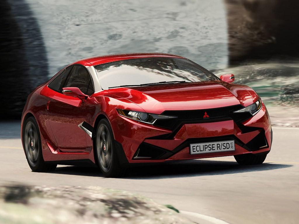 2015 Mitsubishi Eclipse RSD Concept