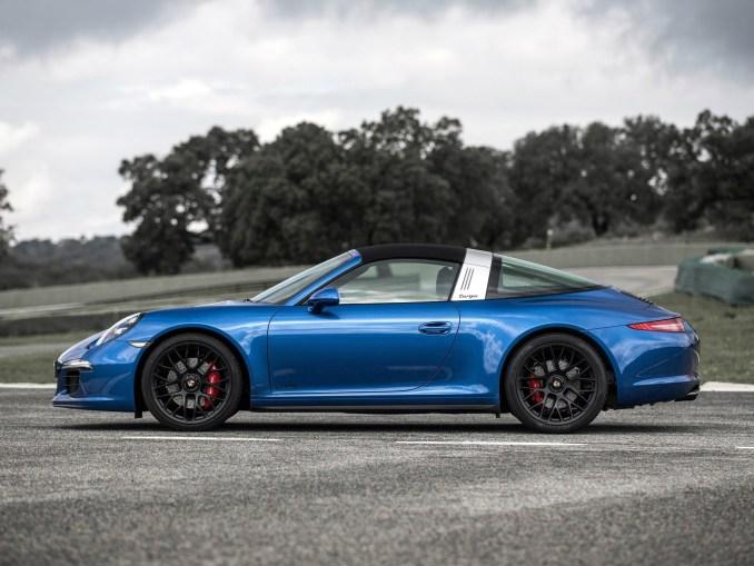 2015 Porsche 911 Targa 4 GTS 991