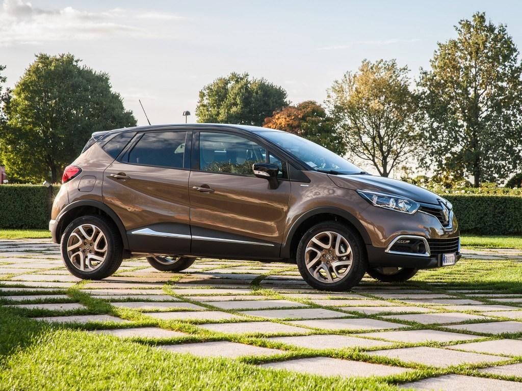 2015 Renault Captur Iconic
